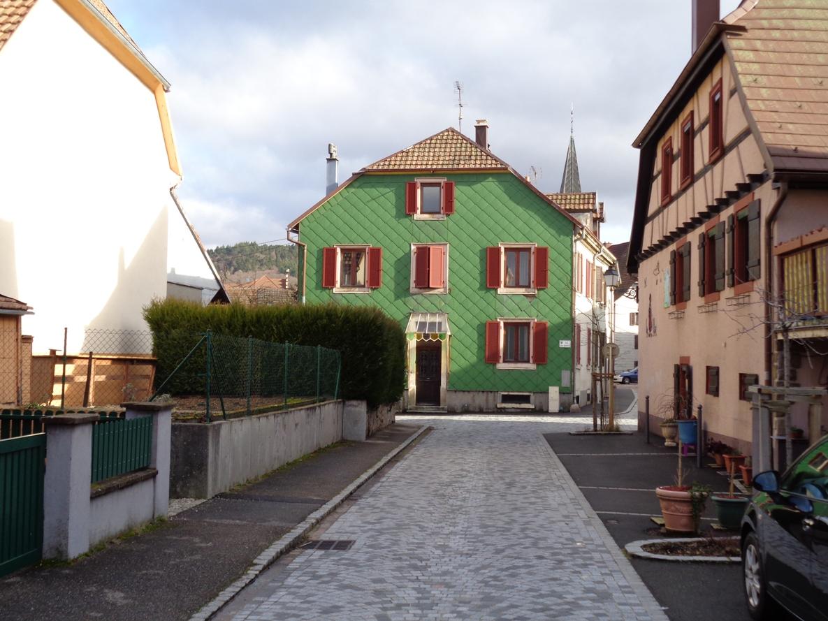 Ref. 1221 – Maison à réhabiliter à Masevaux