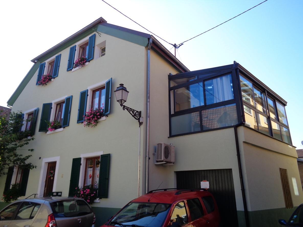 Ref. 1234 -Belle maison 200m2 centre ville Masevaux