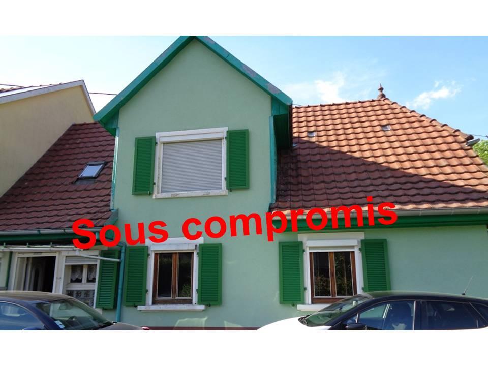 Ref. 1297 – Maison 80m² avec dépendance – sous compromis